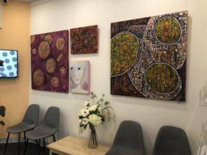 TOC's inaugural art exhibition SALA Festival 2020