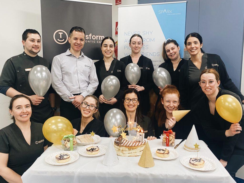 The Transform Orthodontic Care team